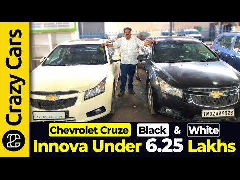 Used Cars For Sale | Second Hand Cars In Chennai |Cruze | Brio | Innova Under 6.25 Lakhs| Crazy Cars