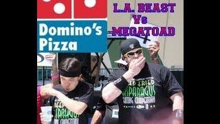 L.A. BEAST vs MATT STONIE-DOMINO