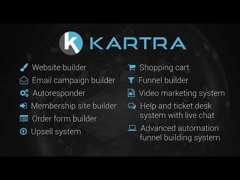 Kartra  Full Overview  All in One Marketing Business Platform. WHAT IS KARTRA? KARTRA REVIEW