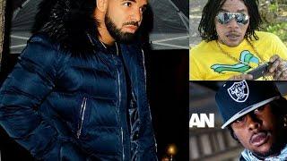 Popcaan Diss Vybz Kartel On Instagram For Drake