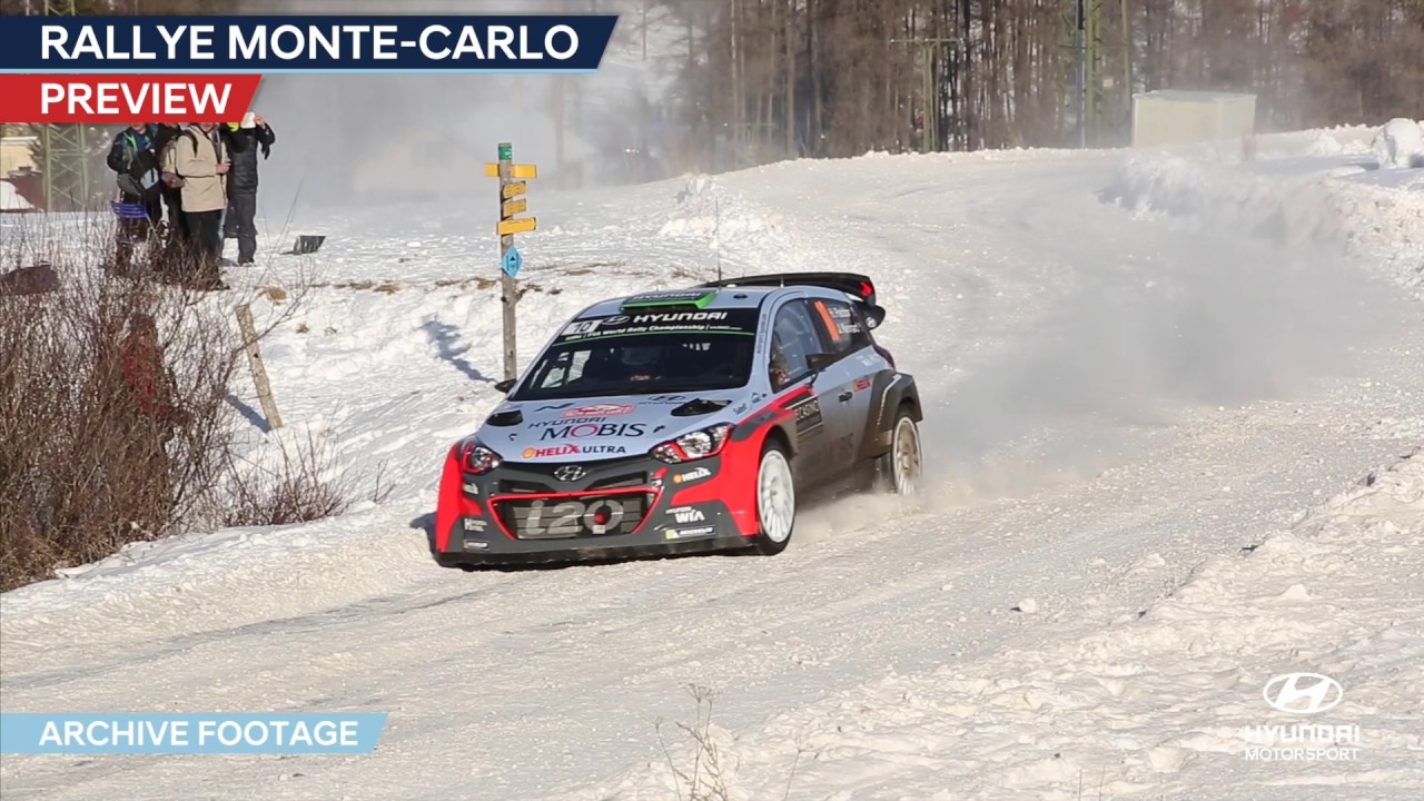 rallye monte carlo preview hyundai motorsport 2017 youtube. Black Bedroom Furniture Sets. Home Design Ideas