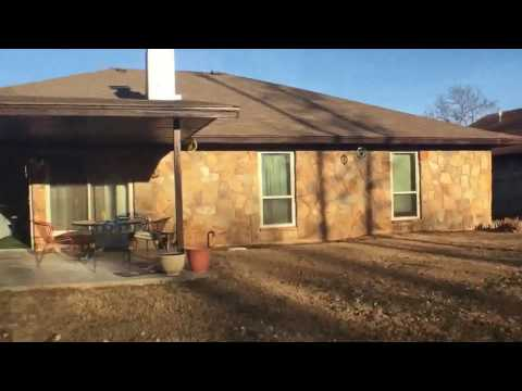 Oklahoma City Rental Houses: Midwest City House 3BR/2BA by Property Management in Oklahoma City