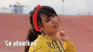 Happy Asmara - Sa Maafkan (Official Music Video ANEKA SAFARI) | Ko Su Nyaman Deng Dia