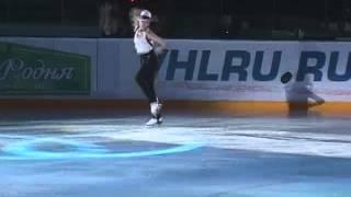 На шоу в Пензе Аделина Сотникова рассказала, как изменилась ее жизнь после Олимпиады
