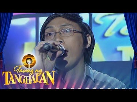 Tawag ng Tanghalan: Rodel Formaran | Heart Of Mine