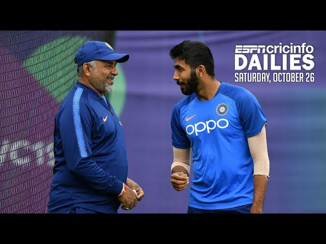 Bumrah's back won't need surgery for now