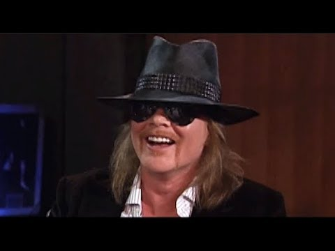 Guns N' Roses Axl Rose Tells Funny Izzy Stradlin Stories