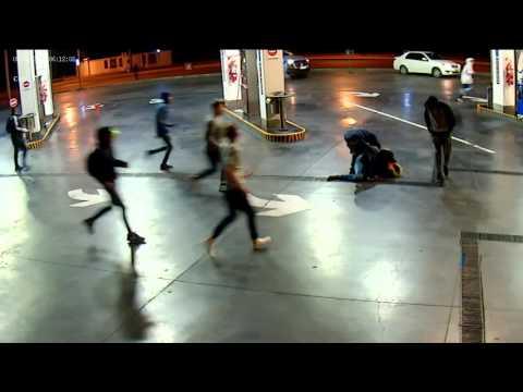 Así fue el ataque piraña a dos jóvenes a la salida de una fiesta