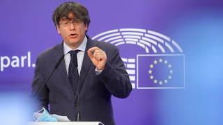Puigdemont promete pelear suplicatorio y mantiene que es persecución política