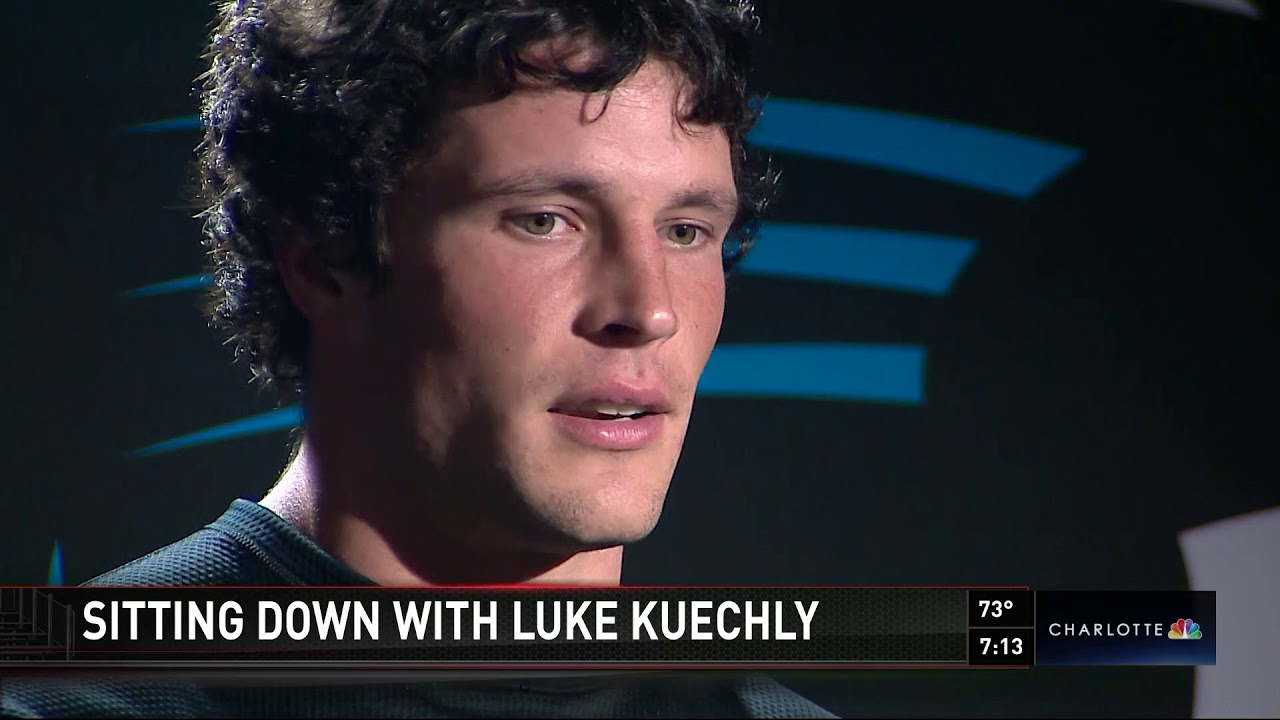 The case for retired Panthers linebacker Luke Kuechly to make the ...