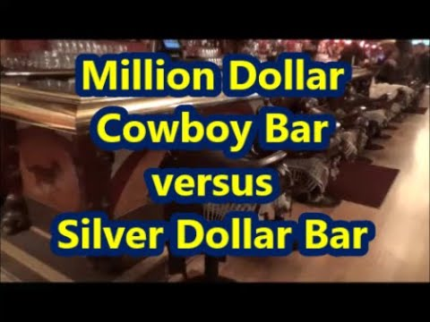 The two Dollar Bars in Jackson, Wyoming guide
