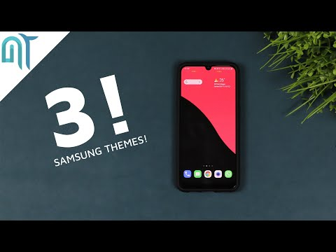 Top 3 Free Samsung Themes For November 2019!