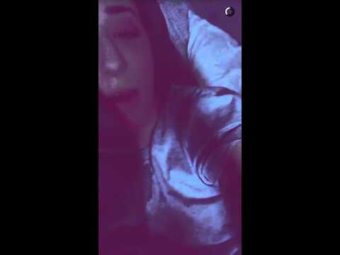 Allyhills's Snapchat - DEC 3