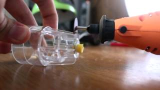 Тест гравера ''Вихор Р-150''