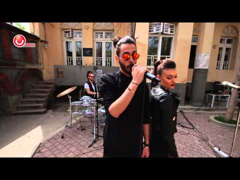 Glance Feat Kaira - Cinema (by Kazibo) @Live Sessions - Utv 2014