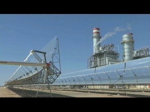 Morocco's Giant Solar Farm