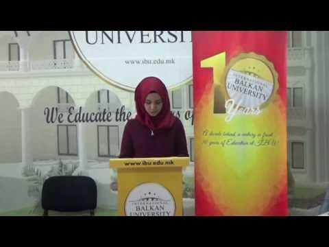 "DEBATE ON ""EFFECTS OF MEDIA"" ORGANIZED BY IBU STUDENT PARLIAMENT"