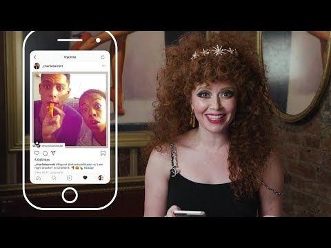 Natasha Lyonne Insta-Stalks Her Russian Doll and OITNB Castm