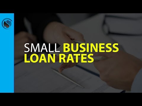 Small Business Loan Rates