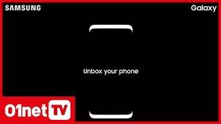 Samsung Galaxy S8 : fin du suspense ?! (01LIVE HEBDO)