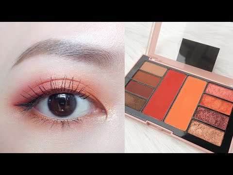 TRYING HOLD LIVE PALETTE | TRANG ─РIс╗ВM Kс╗╢ Yс║╛U Vс╗ЪI Bс║вNG Mс║оT 79K Nс╗ШI ─Рс╗КA TRUNG | Chanchan Eyemakeup