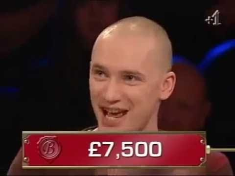 Deal or no Deal 2008 Matt