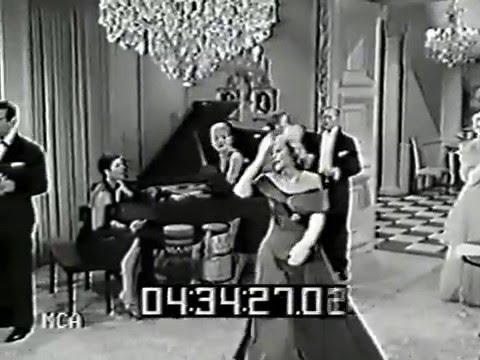 Tallulah Bankhead, Richard DenningEyes of a Stranger, 1957 TV