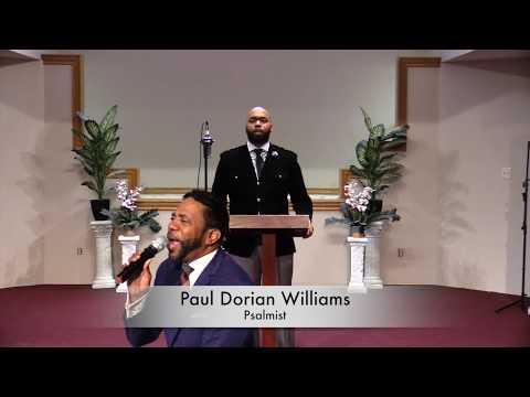 Dorian Paul Williams- Songs of Worship