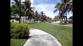 Parque Andy Gibb, Miami - Carlos D. Pereyra