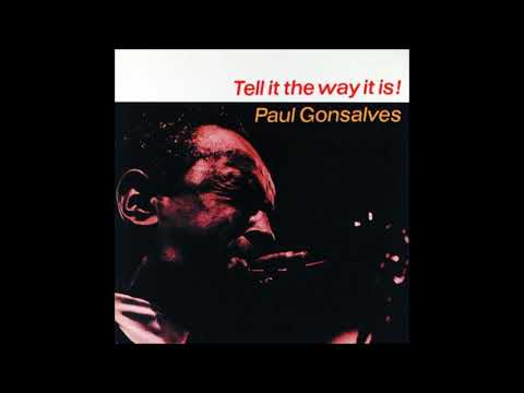 Paul Gonsalves  - Tell It the Way It Is! ( Full Album )