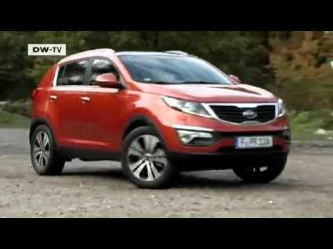 test it the kia sportage drive it youtube. Black Bedroom Furniture Sets. Home Design Ideas