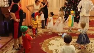 Новогодняя песенка для малышей
