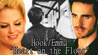 Hook & Emma || Heart on the Floor