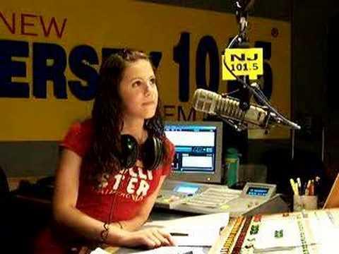 Daniella's Debut on NJ101.5