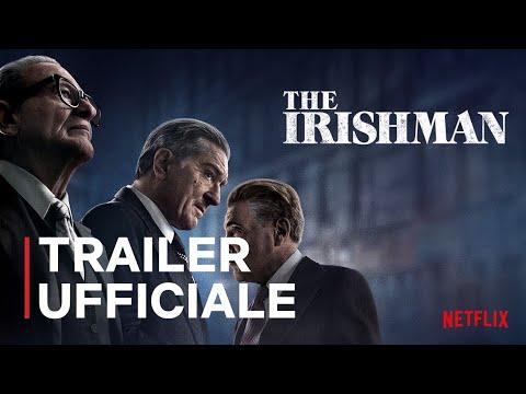 The Irishman | Trailer ufficiale | Netflix Italia