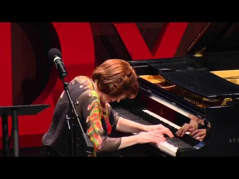 Overcoming stage fright | Linda Apple Monson | TEDxGeorgeMasonU