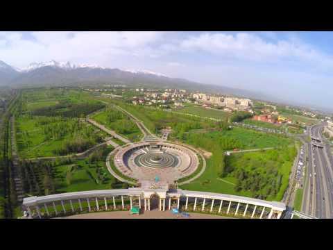 Видео Марафон в алматы 2015