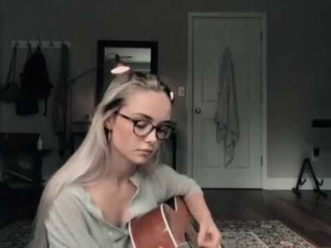The Wolves - Bon Iver (Cover) By Alice Kristiansen