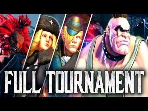 SFV: SC2017 - Full Tournament! [TOP8   Finals]