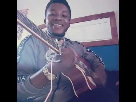 Mayorkun - Mama Guitar Cover By B Cruz