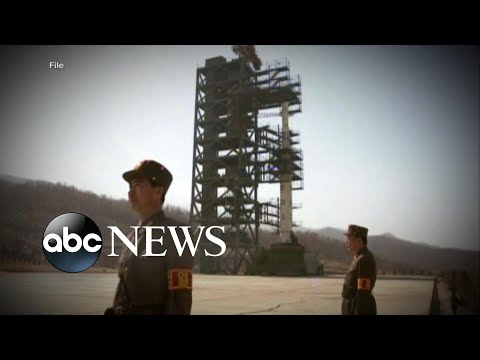 Photos show North Korea rebuilding missile facility