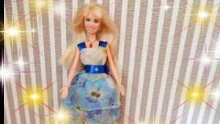как сшить платье для куклы своими руками модная одежда для кукол БАРБИ МОНСТЕР ХАЙ(как сшить платье для куклы своими руками ОДЕЖДА ДЛЯ КУКОЛ обновки для куклы своими руками МАСТЕР КЛАССЫ..., 2015-10-10T05:58:09.000Z)