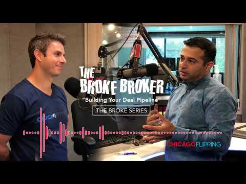 The Broke Broker: Building Your Deal Pipeline