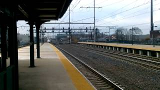 Acela Express north philly station