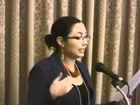 Thinking Gender 2012, Plenary Session, Yvette Martínez--Vu