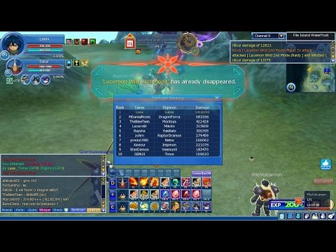Opening 81 lucemon boxes digimon masters online youtube opening 81 lucemon boxes digimon masters online negle Images
