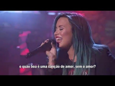 Without the love (Live) - Demi Lovato [LEGENDADO/TRADUÇÃO]