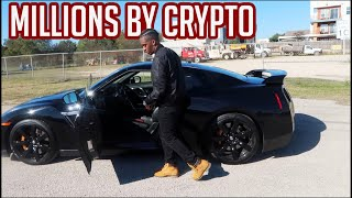 How I Made Millions By Cryptocurrency ( Litecoin, Ripple, Bitcoin)
