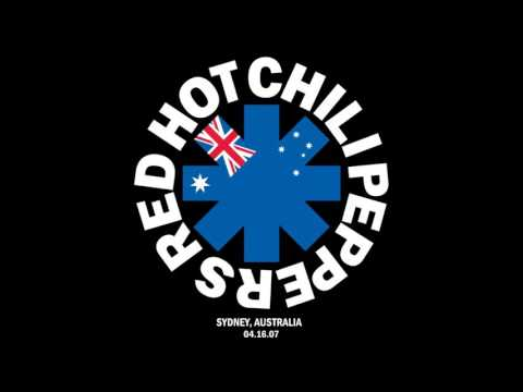 Red Hot Chili Peppers live Sydney, AU 4/16/2007 ((FULL SHOW))