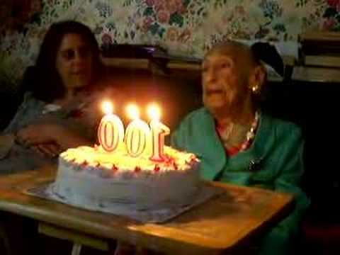 Pearl's 100th birthday